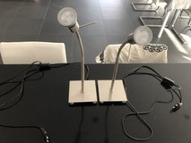 2 night stand or desk lamps in Ramstein, Germany
