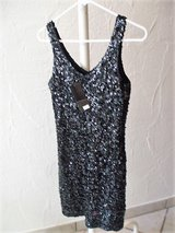 sequin dress new with tags size small in Stuttgart, GE