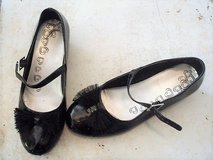 Patent leather shoes size 3 in Stuttgart, GE