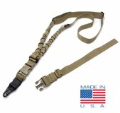 Condor ADDER Double Bungee One Point Sling Tan Rifle Sling in Byron, Georgia