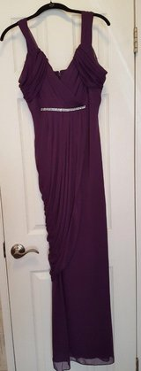 Formal Dress purple/plum in Byron, Georgia