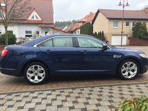 2012 Ford Taurus SEL- Low mileage! in Ramstein, Germany