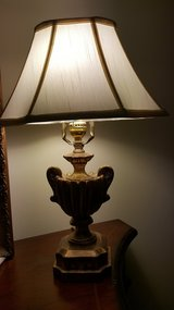 Small lamp and shade in Naperville, Illinois