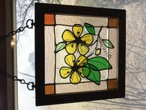 Stain Glass Sun Catcher in Lawton, Oklahoma