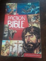 'The Action Bible' New Testament in Kingwood, Texas