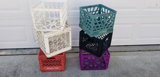 Milk Crates (Storage) in Camp Lejeune, North Carolina