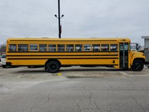 1998 BLUE BIRD BUS in Fort Leonard Wood, Missouri