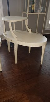 2 Tier Vintage Side Tables in Kingwood, Texas