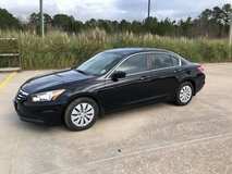 2011 HONDA ACCORD LX in Leesville, Louisiana
