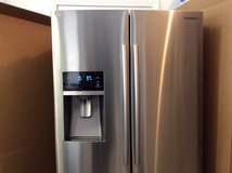 Samsung 22.5 cu ft. Counter depth stainless steel refrigerator in Algonquin, Illinois