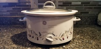 Crockpot (W/Cover) in Camp Lejeune, North Carolina