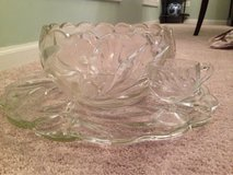 Vintage Punch Bowl Set in New Lenox, Illinois