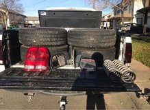 2006 F250 stock parts in Travis AFB, California