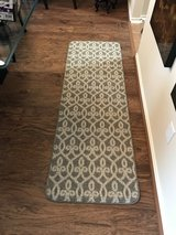 Gray & Cream Color Rug in Pasadena, Texas