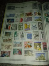 # wanted# stamps from all over the world in Lakenheath, UK
