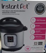 NIB Instant Pot Duo in Travis AFB, California
