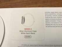 Apple Watch Series 4 Trade Gold Model in Travis AFB, California