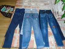 Girls Size 7 jeans in Travis AFB, California