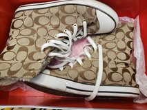 COACH BONNEY  high top sneakers in 29 Palms, California