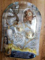 Disney beauty and the beast collection new in New Lenox, Illinois