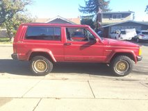 1988 Jeep Cherokee 4x4 Limited 2 Door / Clean Title / Sunroof in Travis AFB, California