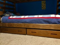 Twin Bunkbeds with mattress in Kingwood, Texas