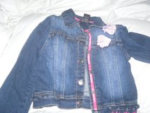 Girls jean jacket in Joliet, Illinois