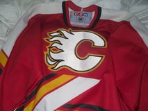 Calgary Flames jersey in Joliet, Illinois