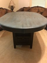 Refinished Counter Height Table in Conroe, Texas