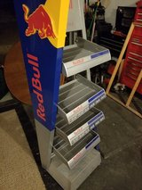 Red Bull Adjustable Shelves in Fort Leonard Wood, Missouri
