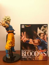 Banpresto DBZ Blood of Saiyans Special - Son Gouku in Okinawa, Japan