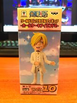 Banpresto WCI 10 One Piece - Sanji in Okinawa, Japan