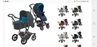 Jane Crosswalk 2in1 stroller in Stuttgart, GE