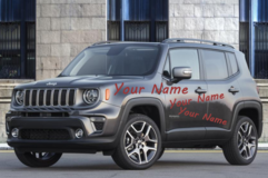 2019 Jeep Renegade, only $23,707 in Ramstein, Germany