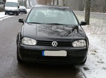 VW Golf IV, 1.6 engine Generation in Ramstein, Germany