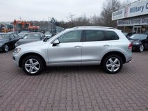 Cool Silver ! US spec VW Touareg TDI 4motion LUX 2014 Clean Car ! in Stuttgart, GE