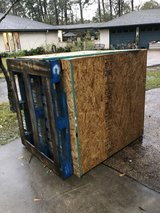 4'X4' wood crate for shipping,  playhouse base, you name it in Kingwood, Texas