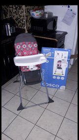 Cosco Simple Fold HighChair in New Lenox, Illinois
