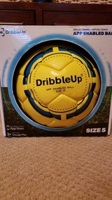 Dribble up Smart Soccer Ball size 5 NIB in Houston, Texas