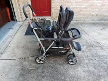 Double stroller in Houston, Texas