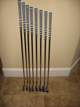 Callaway Rogue Irons 4-PW + Rogue Pro A wedge in Kingwood, Texas