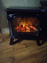 Durflame Heater with remote in Leesville, Louisiana