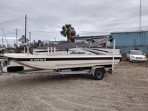 Hurricane Deck Boat 198REF 90 Four Stroke Suzuki in Camp Lejeune, North Carolina