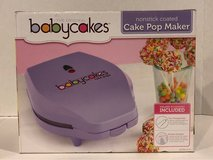 NIB Babycakes Cake POP maker in Kingwood, Texas
