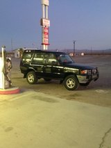 1996 Land Rover Discovery with Mercedes Diesel Engine in 29 Palms, California