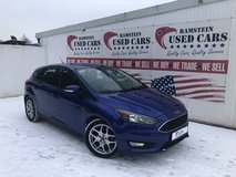 2015 Ford Focus SE Hatch in Ramstein, Germany