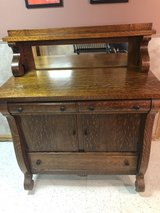 Antique Sideboard/buffet in Lockport, Illinois