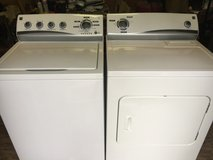 Kenmore HE Washer and Dryer Set in Leesville, Louisiana
