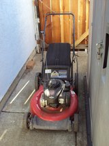 FREE Lawn mower in Fairfield, California