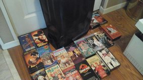 VHS Movies  30-35 in bag in Naperville, Illinois
